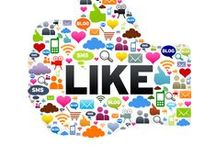 Social Media / Information and Infographics about Social Media Marketing