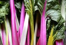 Vegetables and fruit / In the raw - natural beauty