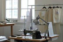 CREATIVE Spaces / work, dream, create.......www.housekeepingstore.co.uk