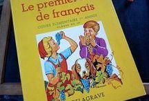 Livre d'écoliers / Une sélection de livres d'école