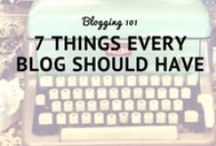 Blogging Basics / There is so much to learn about blogging. We share our thoughts and ideas as well as those of leaders in the blogging world.