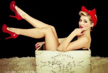Pin up / by Sandra Prudlo