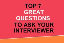 Interviews & applications