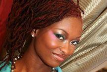Natural hair don't care / by RaeKenya Walker