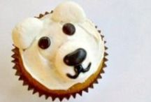 Cupcakes / Deliciosos cupcakes en las formas más originales que puedas imaginar.