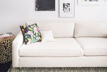 Livingroom / by Tiffany Nguyen