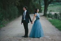 Weddings with Blue / by Layla DeLoach