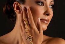 Bijoux Indiens / Collection Harem d'As de bijou Indien et bijou oriental.