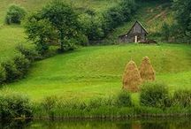 Wonderlust / Artistic photos from Romania, landscapes and customs.  www.iutta.ro/catalog