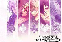 アムネシア / This board will contain pictures related to amnesia. Either a picture from the anime/game or a illustration.   このボードにはアムネシアに関連している写真が入ってます。スチルまたはイラストなどいろいろ入っているので、楽しんでください。