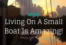 Liveaboard / Living aboard lifestyle