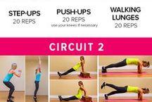 ćwiczenia / jak dbać o formę