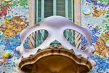 Modernismo - Barcelona