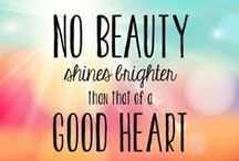 Love, Beauty and Awesomeness / Fun and inspirational quotes to make your day.