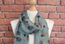Scarves / Printed scarves in lots of fab designs