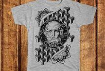 My t-shirts designs