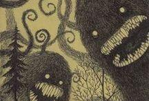 Illustrator: Kenn / Don Kenn's illustrations and similar styles