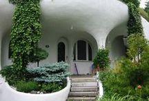 Architecture: earth bag