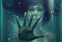 Creatures: sea folk