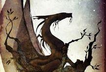 Creatures: dragons