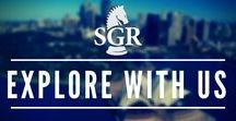 SGR's Travels / Join us as we share our favorite spots as we travel the US helping recruit, assess, and develop authentic servant leaders.
