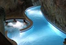 Spas in Hungary / Thermal baths & healing waters of Hungary