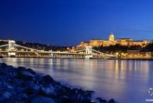 Visit Budapest / Central Europe's treasure box / by Hungary Tourism