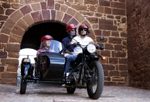 Coolest Rides in Algarve / The coolest rides in Algarve in a Sidecar with Bike My Side!