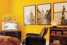 Home decor / Rooms and walls