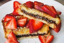 Breakfast Recipes & Deliciousness / Breakfast recipes