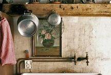 cuisine rustiques