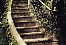 Le escaliers