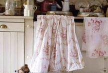the english cottage kitchen...