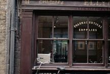 shop fronts that ooze charm.....