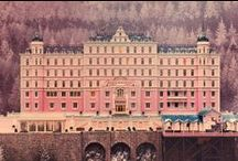 Grand Budapest / A tribute to the Wes Amderson film Grand Budapest Hotel by the Hungarian Tourist Board / by Hungary Tourism