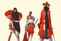 Art - Character design