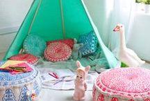 Home Design Ideas....Kids Bedroom / by Honey.