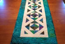 My projects / Quilts I have made.