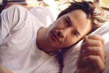 Cool Breeze over the Mountains / Keanu Reeves (clean shaven)
