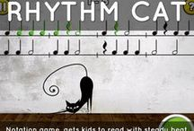 Elementary Music / For those who walk to the beat of their own drum and hum at the same time!