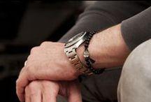 Beaded bracelets for men / Beaded bracelets for men, Perlenarmbänder