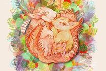 ©beeldelfenbank / In mijn ©beeldelfenbank staan combinaties van een illustratie, tekening, of schildering (meestal in het rond) met een elfje. Een elfje is een gedichtje van elf woorden. Een combinatie als deze, van bijvoorbeeld een mandala en een elfje noem ik een ©beeldelfje' .Dit elfje kan tweetalig zijn: in het Engels en, of in het Nederlands. In het Engels noem ik dit een 'picture piew' (picture poem in eleven words). Voor kunst en tekenwerk (ook op pinterest) zijn dit hele leuke lesinspiraties!...