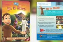 He is Risen / Join Brother Francis as he celebrates the power and splendor of the resurrection of Jesus Christ in this moving and instructive animated presentation!.