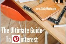 Pinterest Tips / The ultimate guide to Pinterest, with tips from the Pinterest UK team themselves - Pinterest could be a great source of traffic for your blog if you know how to use it well, so start Pinning like a master Pinner!