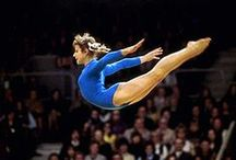 When Gymnasts Were Rockstars!