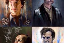 Sherlock / I'm a high functioning sociopath!