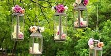 Italian Garden - Bridal Shower!