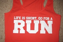 """I am a Runner! / """"Even a bad run is better than no run at all.""""  I LOVE my runs. I hope I can continue to do so until I'm old and gray. <3"""