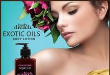Exotic Oils Body Lotion