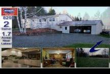 SOLD | 355 Drews Lake Road New Limerick ME 04761 / http://ownmainerealestate.com/component/estateagent/property/550/355-drews-lake-road-new-limerick-maine-04761 Maine Home Is Own Owner, Two Bath, Ideal Location Between Several Lakes, A River. Country Not Boonies. 1.7 Acres Too! Watch Video! $119,500! info@mooersrealty.com 207.532.6573